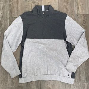 Ashworth EUC quarter zip